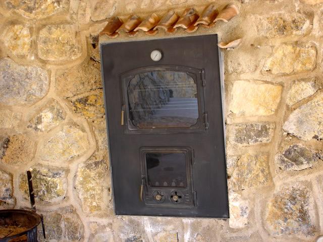 Corbalan horno de le a h35 - Calentar horno de lena ...