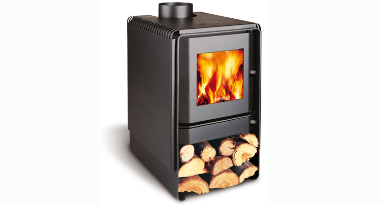 Hergom eco 380 estufa doble combustion bosca for Estufas de lena hergom