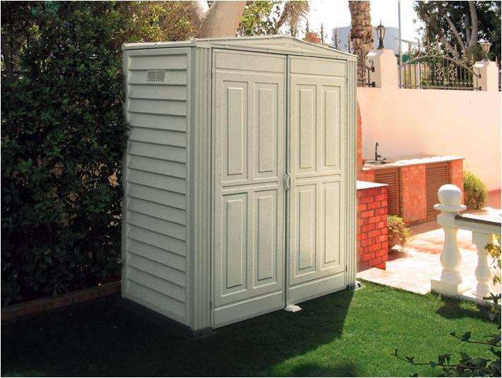 duramax caseta jardin pvc yardmate 35