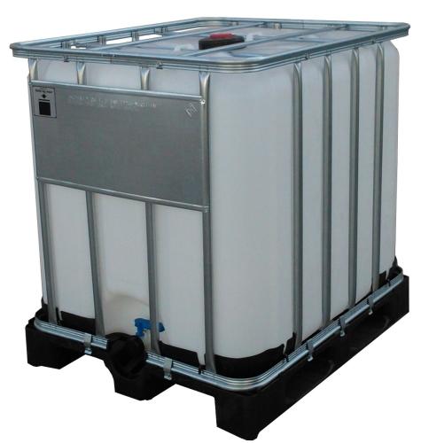 Novodin mica dep sito pl stico 1000 litros homologado for Depositos de plastico