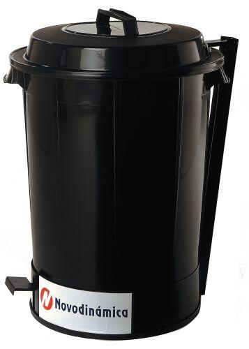 Novodin mica cubo basura 70 l 3008 for Cubos de basura con pedal