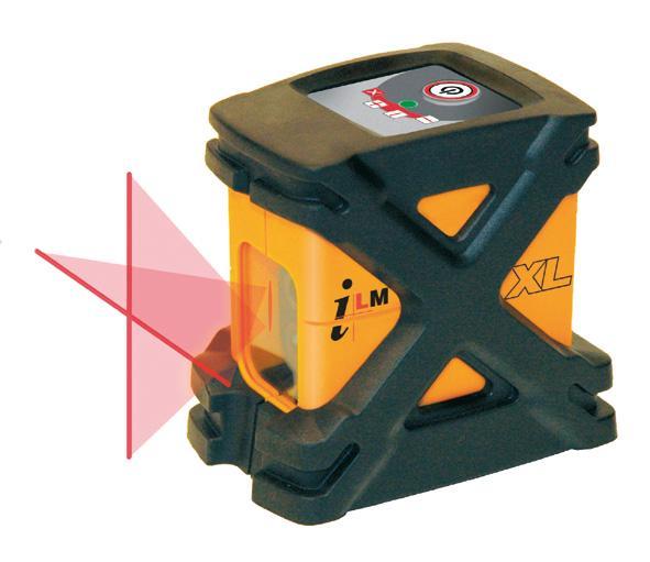 Cst berger ilmxl nivel l ser autonivelante de l nea 58 for Nivel laser autonivelante