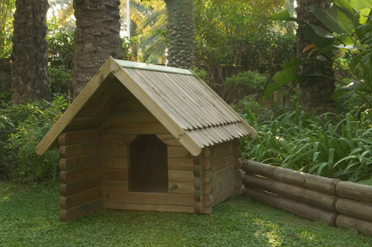 Catral caseta para perros - Como hacer una caseta de jardin ...