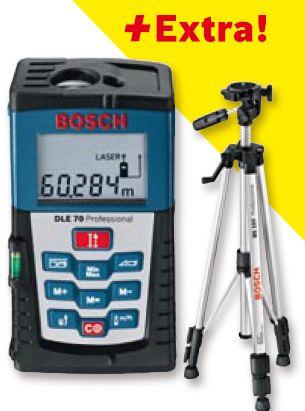 Medidor laser bosch dle70 tripode bs 150 regalo - Medidor laser bosch ...