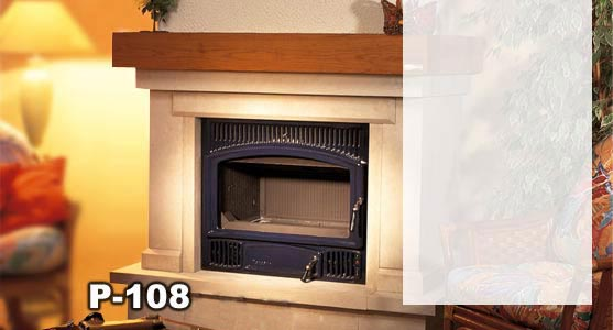 Hergom revestimiento chimenea p 108 rinc n compactos 70 - Revestimientos de chimeneas ...
