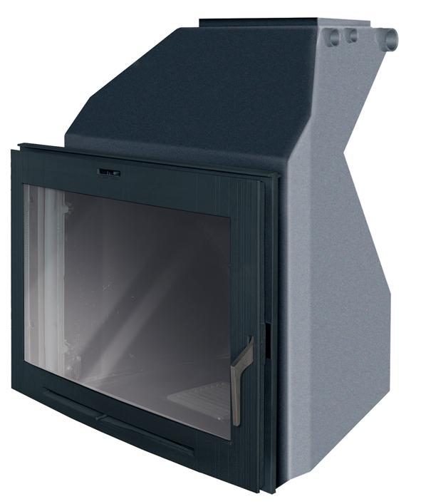 Hergom hogar h 03 80 calefactor por agua radiadores for Radiadores calefaccion central precios