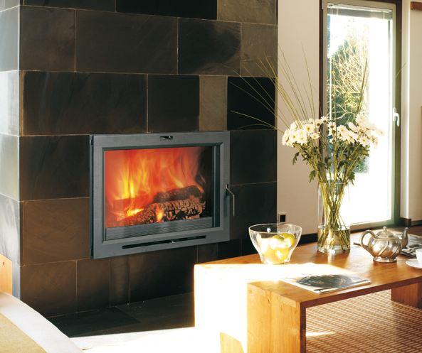 Hergom hogar h 03 80 calefactor por agua radiadores - Radiadores agua caliente ...