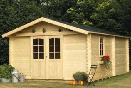Seifil percan casa de madera jard n julieta lux 365 x - Casa de madera jardin ...