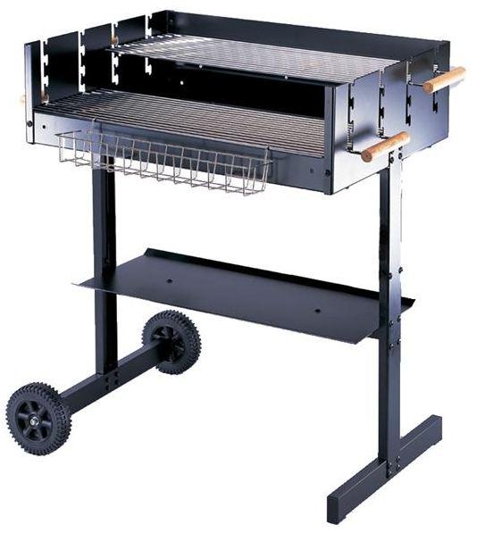Alperk barbacoa de carb n box 75 57 for Carbon para barbacoa