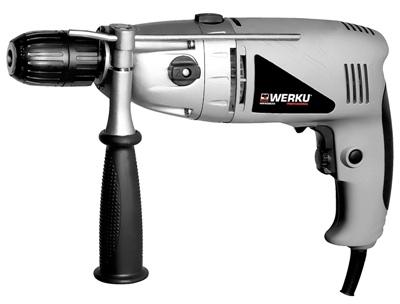 Werku wk400620 taladro martillo percutor electrico - Martillo cincelador electrico ...