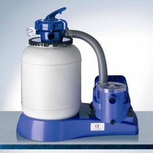 Gre depuradora con filtro de arena piscina ar1300 - Depuradora de arena para piscina desmontable ...