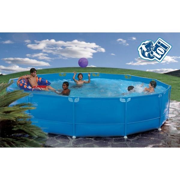 Toi 3198 piscina tubular reforzada for Piscina tubular