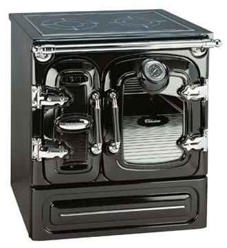 Lacunza cocina calefactora cerrada clasica 7 te for Cocina calefactora lacunza