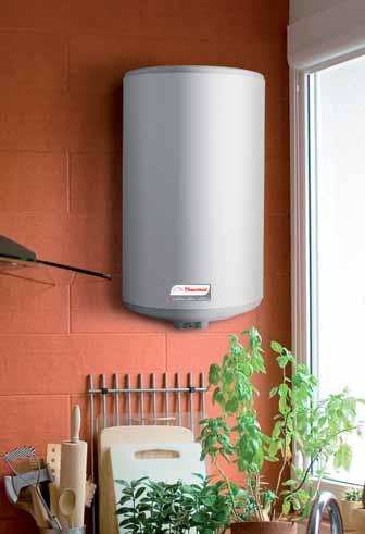 Thermor gv aci tec 200 termo electrico vertical anodo - Termo electrico instalacion ...