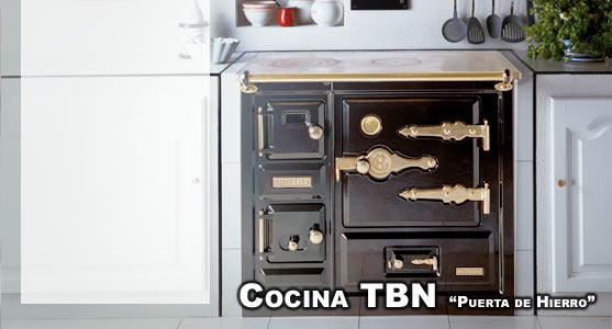 Hergom tbn 7 le a cocina abierta - Cocinas economicas de lena precios ...