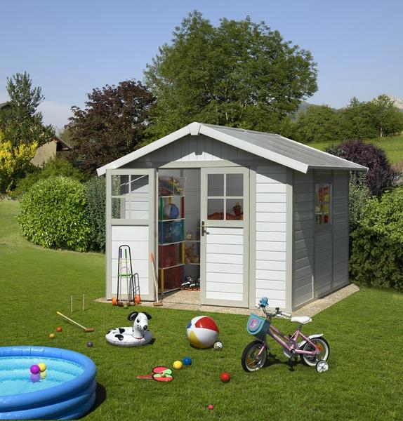 grosfillex linea deco 7 5 garden home casa de jardin pvc