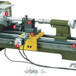 PROXXON 24500 TORNO PD 400 EQUIPADO CNC
