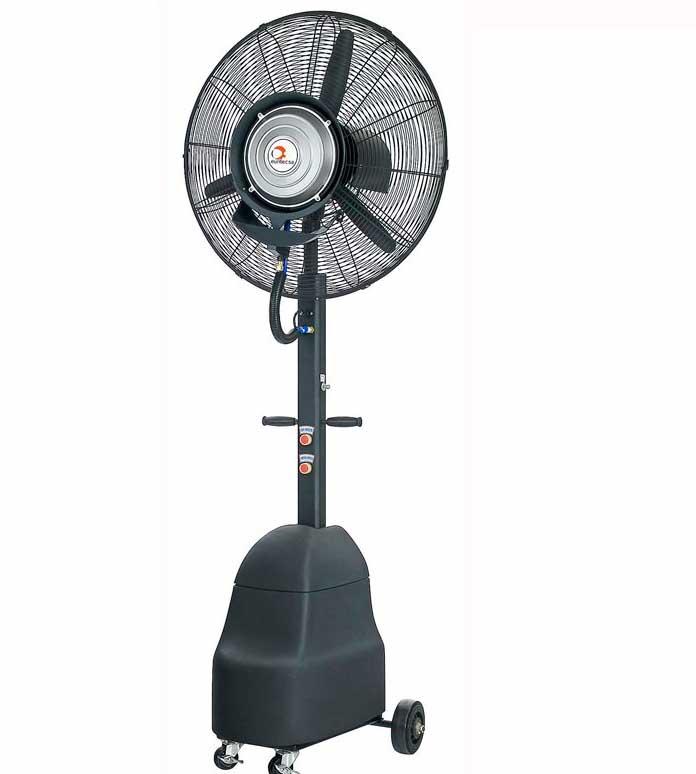 euritecsa mf 65 uv ventilador de agua nebulizada