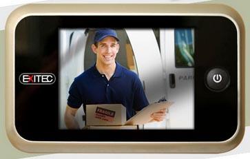 Exitec mirilla digital para puertas - Mirillas digitales para puertas ...