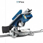 Fox F36-075 Ingletadora con mesa superior 210 mm