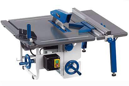 Fox f36 515 205 sierra mesa carpintero for Mesa de carpintero