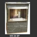 Wohnrausch WK 04 SP Chimenea de Bioetanol (WK04SP)
