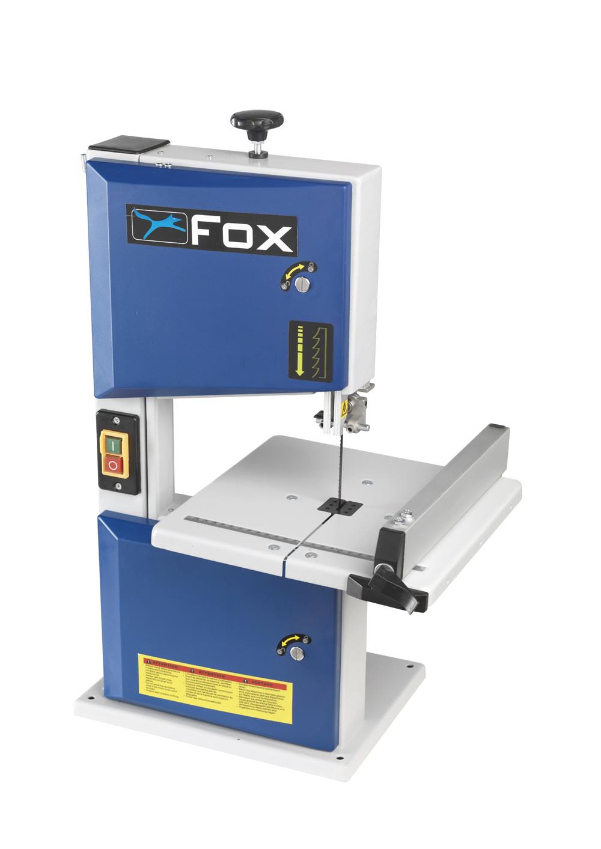 Fox f28 182 sierra de cinta vertical 85 mm - Sierra de cinta para metal ...