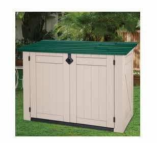 Keter store it out xl baul cobertizo jardin - Baul de jardin ...