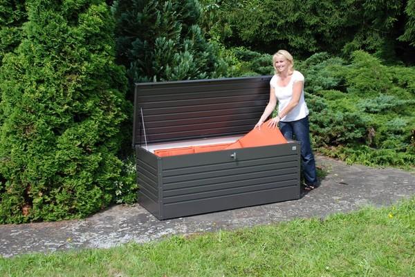 Biohort 180 arcon baul jardin - Baules de exterior ...