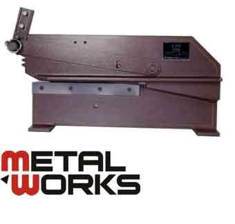 Metalworks bir3bh500 cizalla manual corte redondo for Cizalla manual para metal
