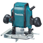 MAKITA Fresadora de superficie 8mm RP0900