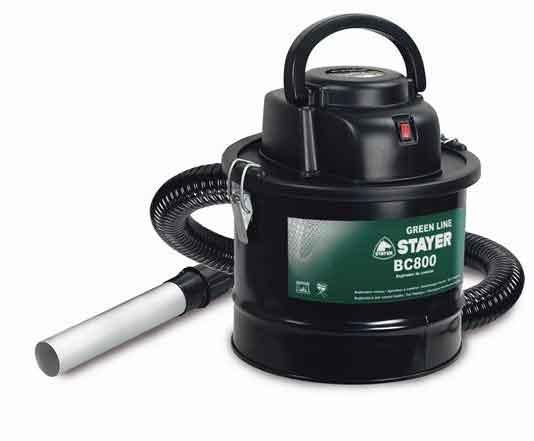Stayer bc800 aspirador cenizas - Aspiradores de cenizas ...