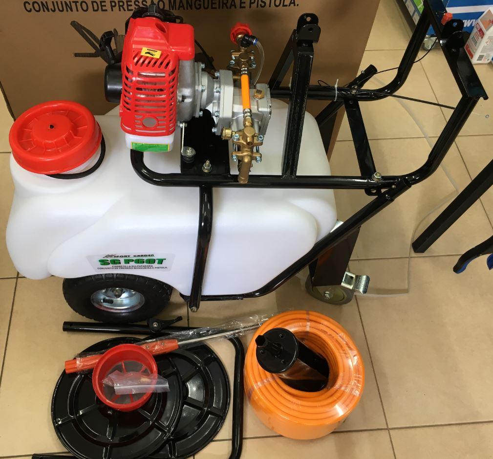 Ausavil sg p60t carretilla sulfatadora 60 litros 26 cc - Precios de carretillas ...