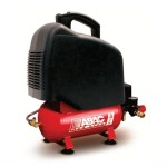 Abac Compresor 1,5 HP 6 L Vento OM 195 Red Line