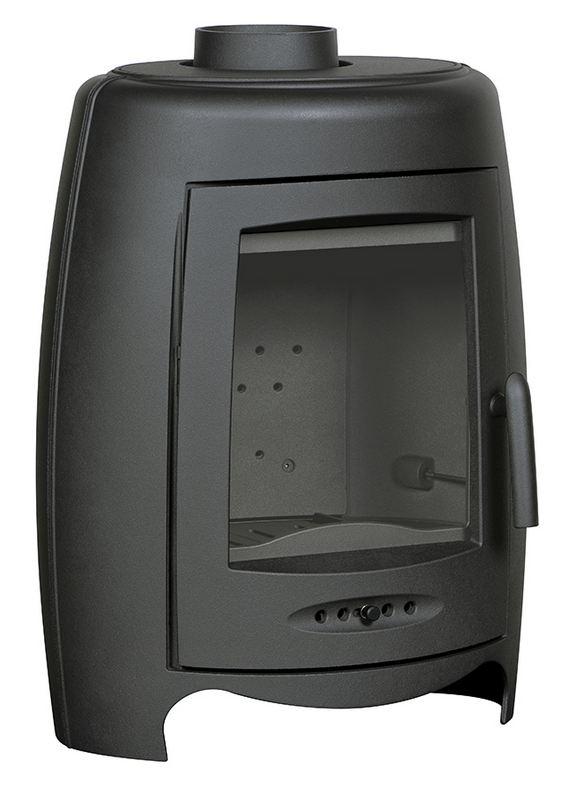 Invicta estufa moderna de le a la borne 2 6454 44 for Estufas modernas 2016