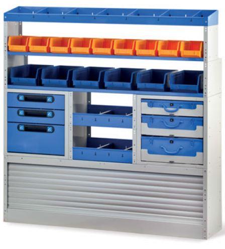 Tecnolam 306 Organizador furgonetas taller