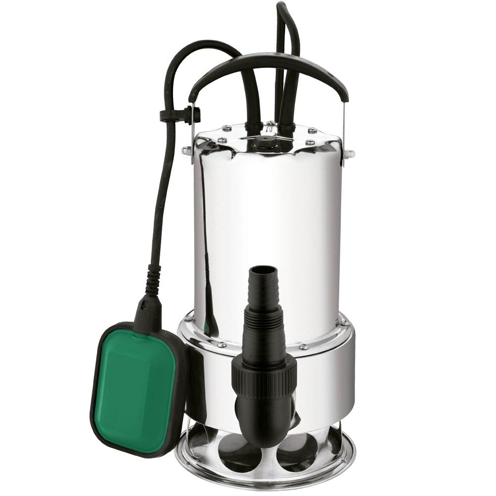 Hidrobex xks 1100 sw bomba sumergible agua sucia 1100w - Bomba de agua sucia ...