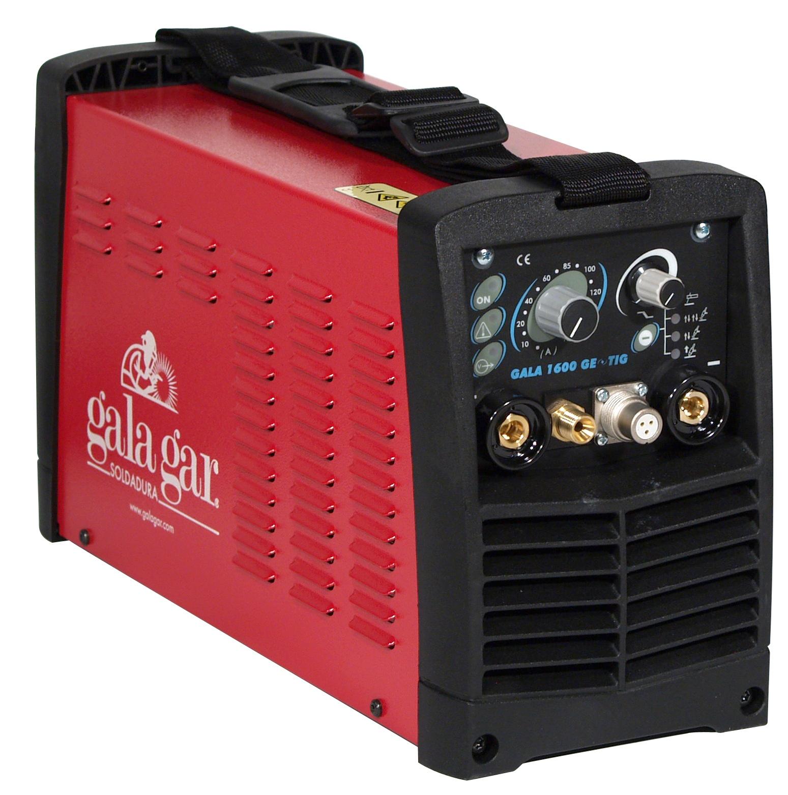 Galagar gala 1600 g e tig soldadura electrica inverter - Equipo soldadura electrica ...