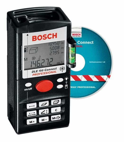 Bosch dle 150 connect medidor laser dle150 conexi n - Medidor laser bosch ...