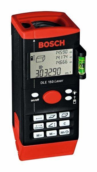 Bosch dle 150 medidor laser dle150 - Medidor laser bosch ...