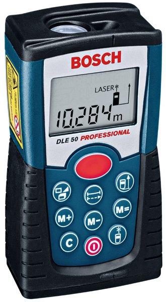Bosch dle 50 medidor laser dle50 - Medidor laser bosch ...