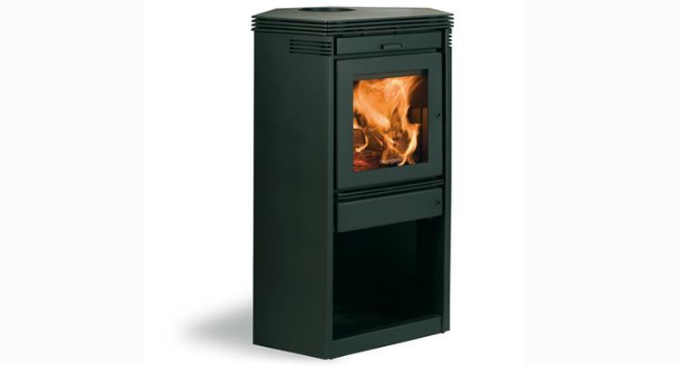 Hergom aresta 400 estufa le a doble combustion bosca for Estufas doble combustion precios