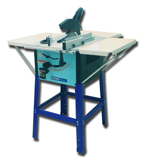 Workpaal wp sm250 sierra de mesa carpintero for Mesa de carpintero