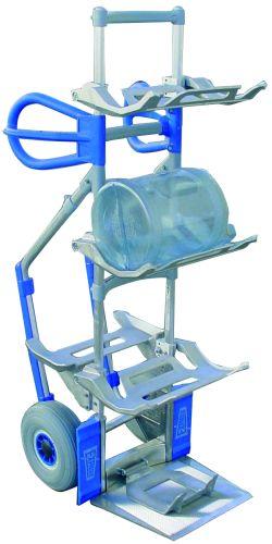 Novodin mica carro aluminio bidones agua ruedas mazizas for Bidones para agua