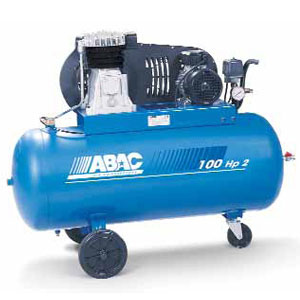 Abac b 2800b 100 cm compresor de aire port til monoetapa - Compresor de aire portatil ...