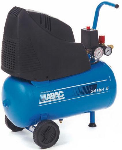 Abac pole position ol 195 compresor de aire sin aceite for Aceite para compresor