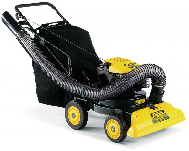 Yard man yardvac 55 vcs aspirador hojas gasolina motor b for Aspiradora de hojas de jardin
