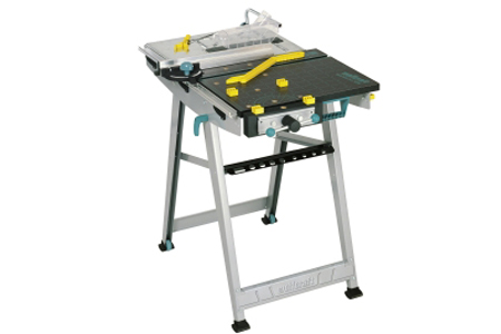 Wolfcraft master cut 1200 6165 banco trabajo plegable for Mesa plegable trabajo