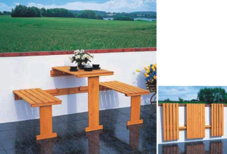 Seifil percan set jardin balcon sillas y mesa 413160 for Mesa y sillas para balcon