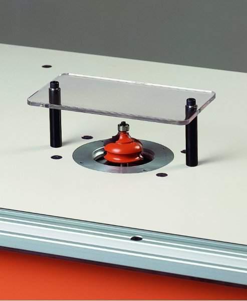 Cmt industrio mesa para fresadoras tupi for Mesa para fresadora